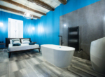 bed and bath ensuite